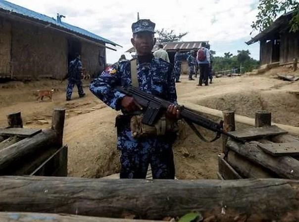 Decenas de personas secuestradas por grupo insurgente en Myanmar hinh anh 1