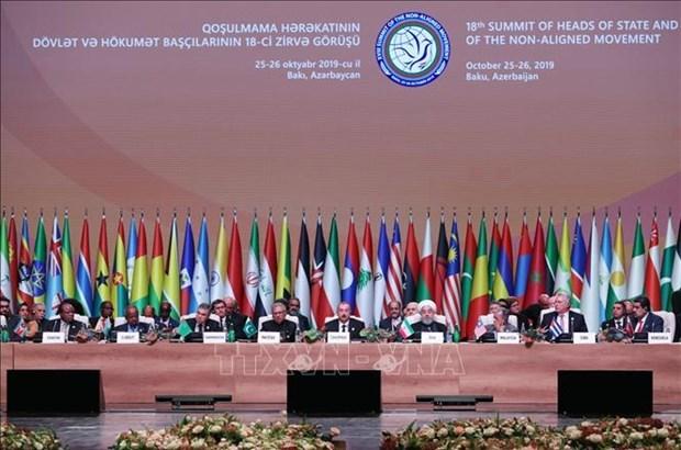 Reconocen dirigentes de Paises No Alineados los esfuerzos de la ASEAN hinh anh 1