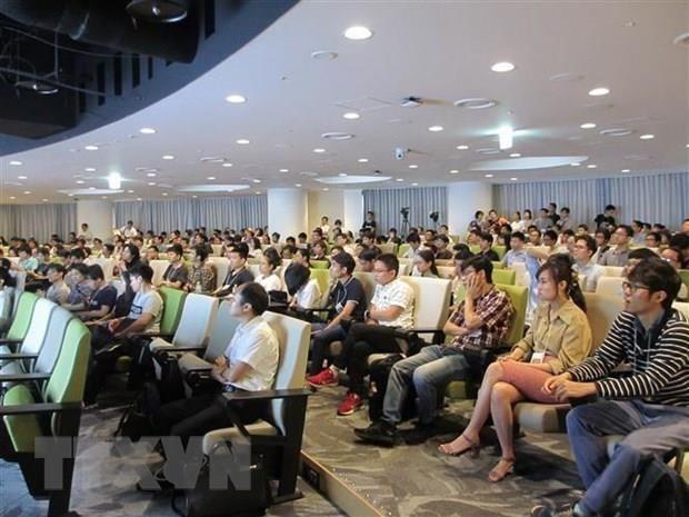 Comunidad vietnamita se convierte en tercera mayor extranjera en Japon hinh anh 1