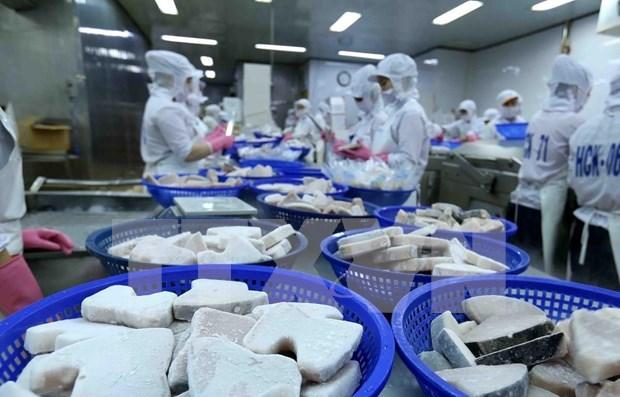 Senales positivas para exportaciones de Da Nang en el ultimo trimestre de 2019 hinh anh 1