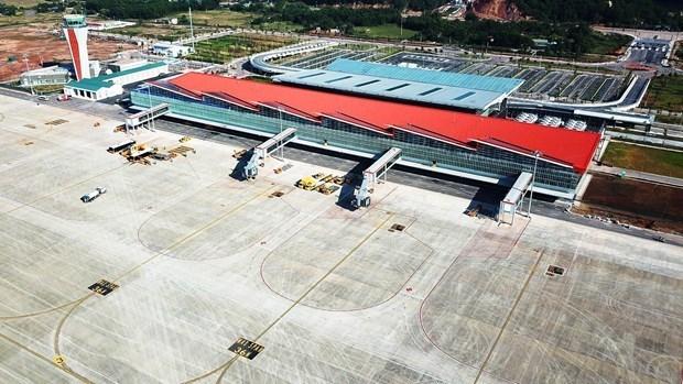 Aeropuerto vietnamita de Van Don nombrado como nuevo aerodromo lider de Asia 2019 hinh anh 1