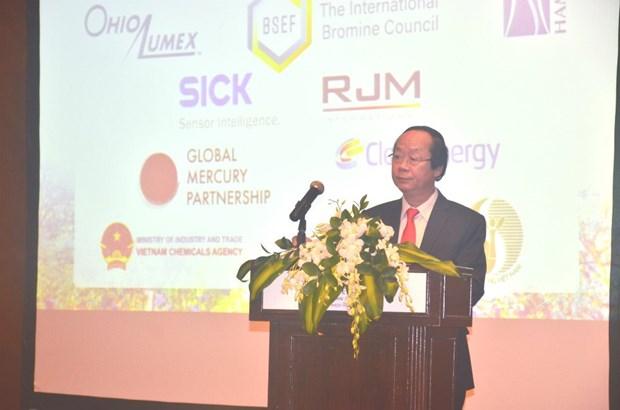 Tratan en Vietnam control de emisiones contaminantes en quema de carbon hinh anh 1