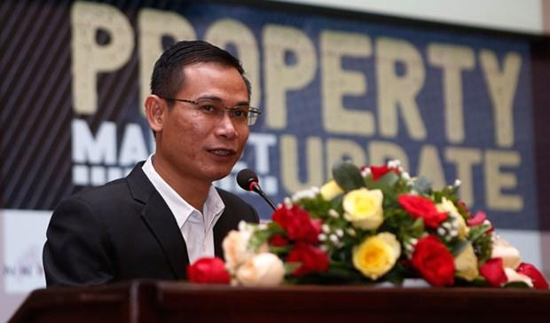Crece rapidamente mercado inmobiliario en Camboya hinh anh 1