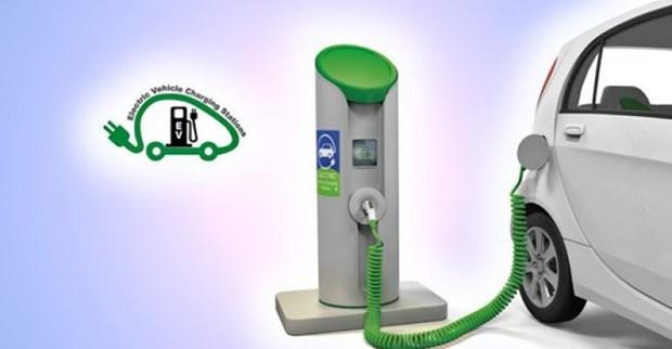 Construye Indonesia a gran escala estaciones de recarga para vehiculos electricos hinh anh 1