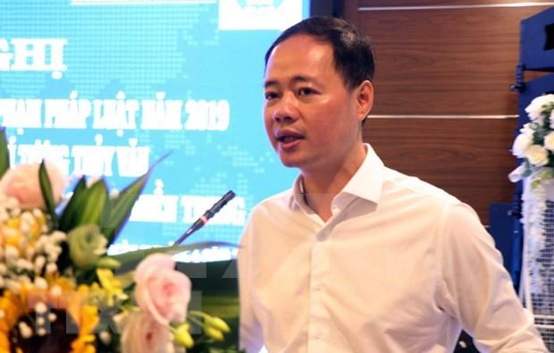 Anuncian eleccion de un vietnamita en la direccion de la Asociacion Meteorologica de Asia hinh anh 1
