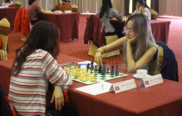 Inauguran en Vietnam Campeonato de Ajedrez del Sudeste Asiatico hinh anh 1