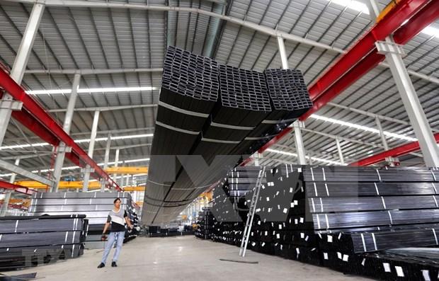 Aplica Vietnam impuesto antidumping a algunos productos de acero chinos y sudcoreanos hinh anh 1
