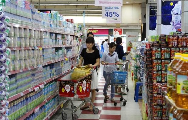 Reportan en Vietnam aumento del Indice de Precios al Consumidor hinh anh 1