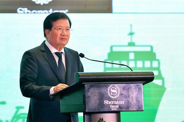 Apoya Vietnam creacion de ciudades inteligentes y el desarrollo sustentable en Asia hinh anh 1