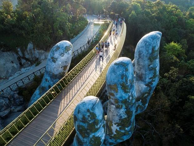 Registra Vietnam nuevo record en la llegada de turistas extranjeros hinh anh 1