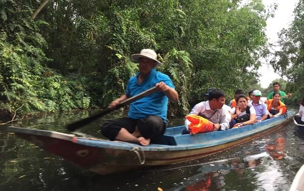 Caravana Mekong 2019 recorrera por ocho provincias vietnamitas hinh anh 1