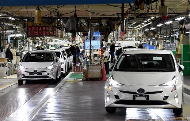 Producira Toyota vehiculos electricos en Indonesia hinh anh 1