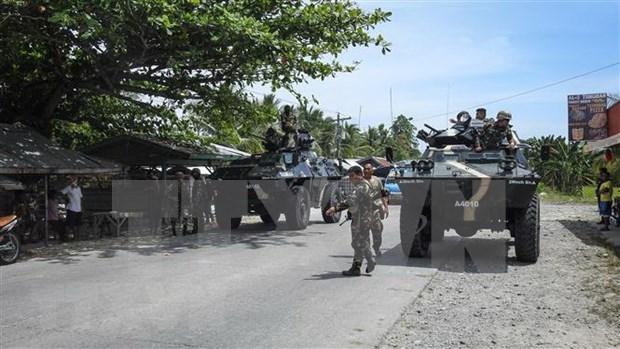 Redobla Filipinas seguridad tras muerte de cabecilla del Estado Islamico hinh anh 1