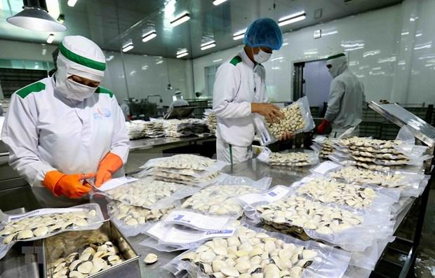 Crecen exportaciones agricolas, silvicolas y acuicolas de Vietnam hinh anh 1