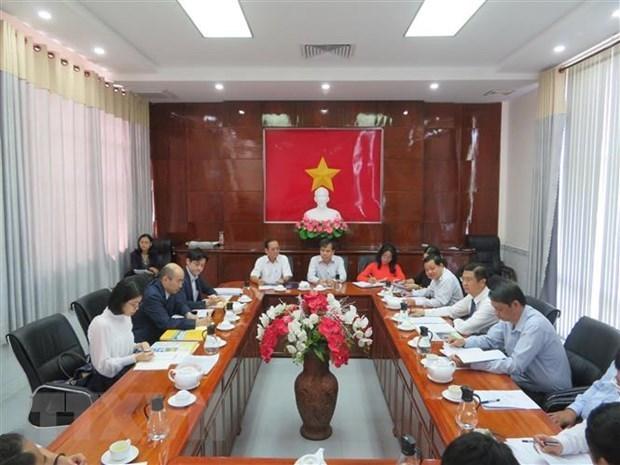 Celebraran foro economico del Mekong en ciudad survietnamita de Can Tho hinh anh 1
