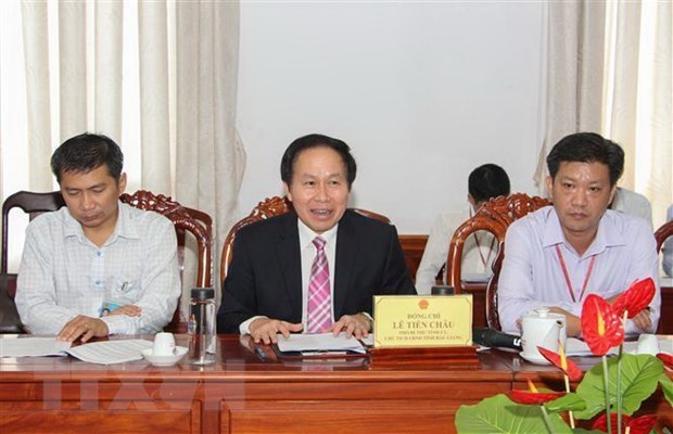 Evalua Japon ambiente de inversion en provincia surena vietnamita hinh anh 1