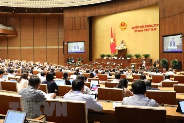 Debatira Parlamento de Vietnam sobre situacion socioeconomica del pais hinh anh 1