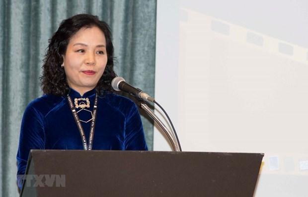 Brinda Vietnam oportunidades de cooperacion a cineastas extranjeros hinh anh 1