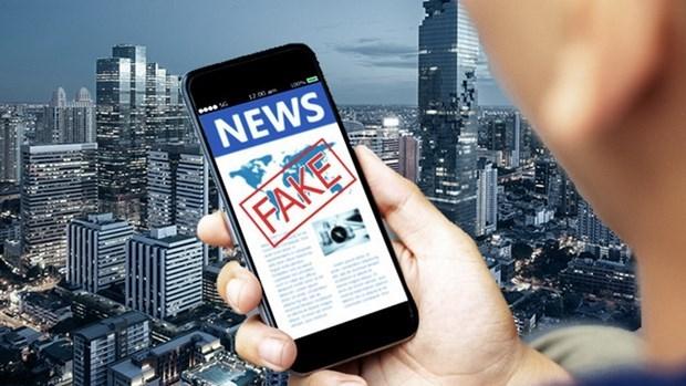 Establece Tailandia centro contra noticias falsas utilizando inteligencia artificial hinh anh 1