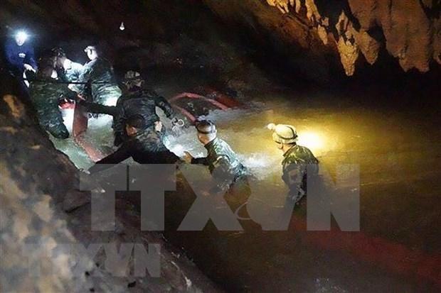 Cueva tailandesa de Tham Luang recibira turistas desde noviembre proximo hinh anh 1