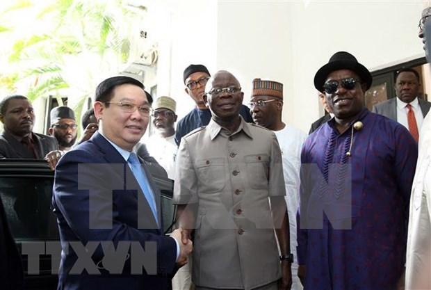 Vietnam reitera apoyo a Nigeria en desarrollo de agricultura de alta tecnologia hinh anh 1