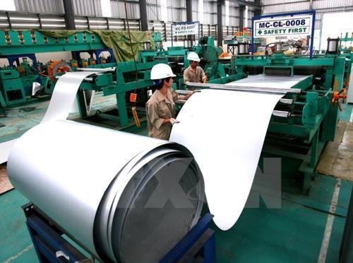Levanta Brasil el impuesto antidumping al acero laminado de Vietnam hinh anh 1