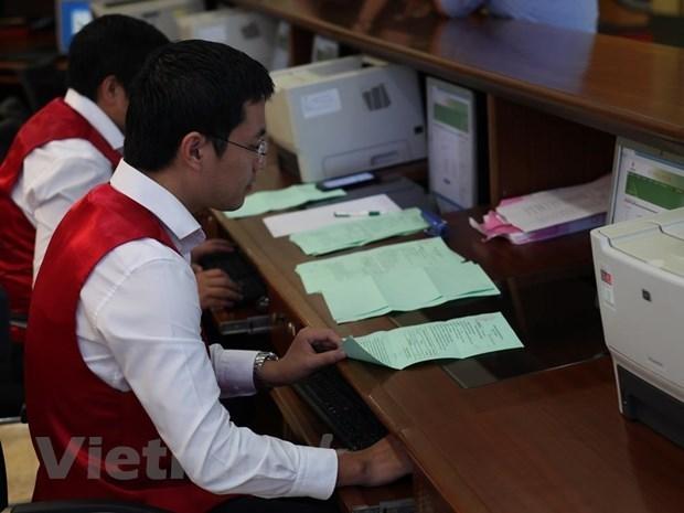 Cumple Vietnam 70 por ciento su plan anual de emision de bonos gubernamentales hinh anh 1
