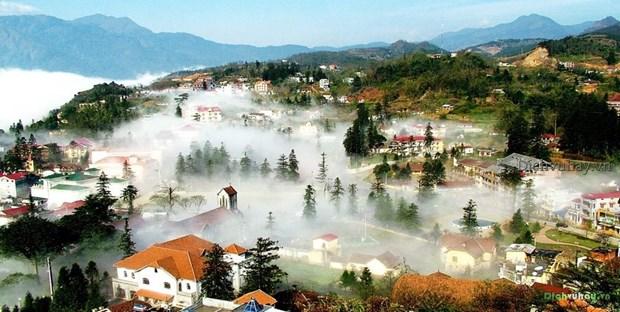 Provincia vietnamita de Vinh Phuc espera atraer a seis millones de turistas en 2019 hinh anh 1