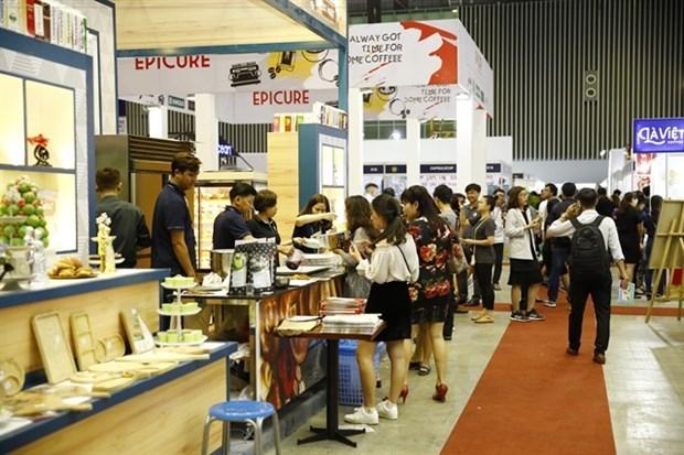 Inauguran en Vietnam exposicion internacional de tecnologias de venta minorista y franquicias hinh anh 1