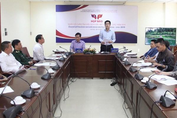 Desarrollaran en Vietnam programa para consolidar la amistad especial con Laos hinh anh 1