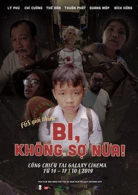 Cortometraje vietnamita competira en festival internacional de cine en Paises Bajos hinh anh 1