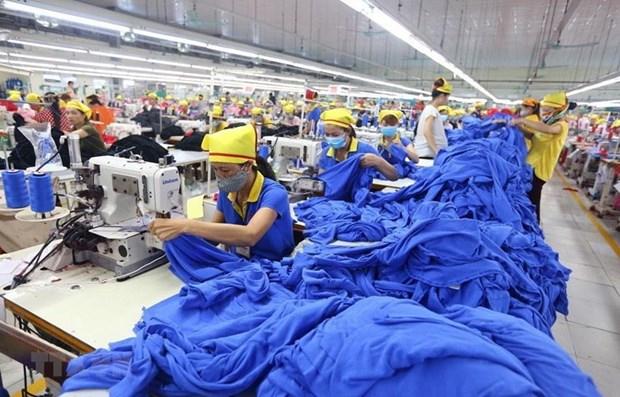 Exportacion de provincia vietnamita de Vinh Phuc se beneficia del CPTPP hinh anh 1