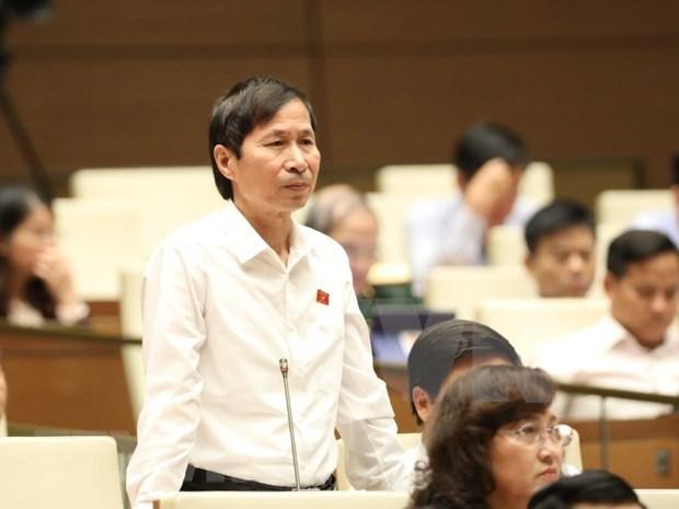 Parlamento vietnamita evalua resultados del desarrollo socioeconomico en 2019 hinh anh 1