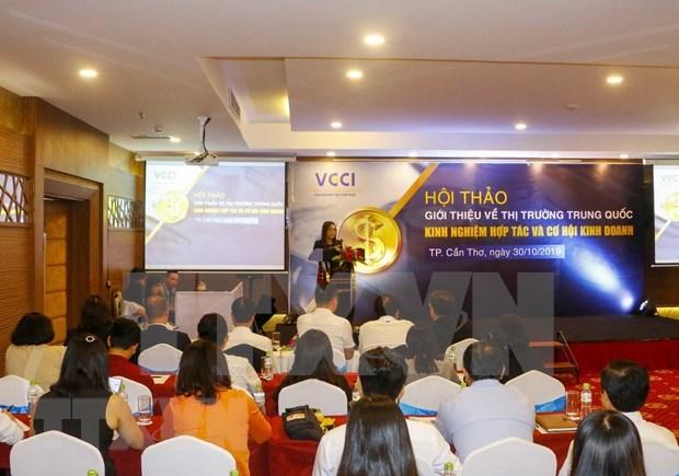 Debaten en Vietnam sobre oportunidades para incrementar exportaciones agricolas a China hinh anh 1