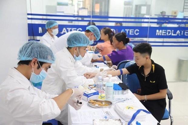 Efectuaran en Vietnam conferencia regional de Asociacion Americana de Hematologia hinh anh 1