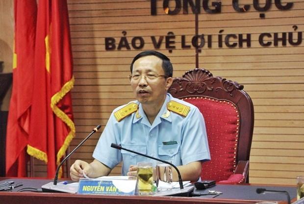 Cooperan aduanas de Vietnam y EE.UU en la lucha contra el fraude comercial hinh anh 1