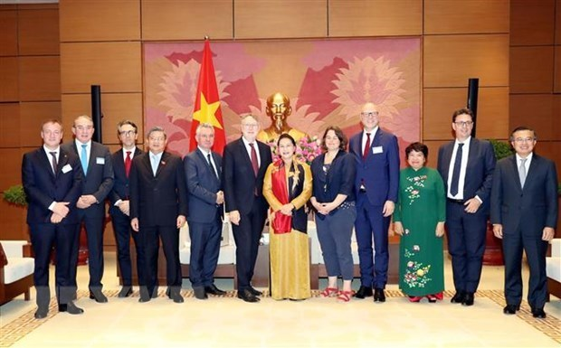 Destacan preparativos de Vietnam para la aprobacion final del TLC firmado con la UE hinh anh 1