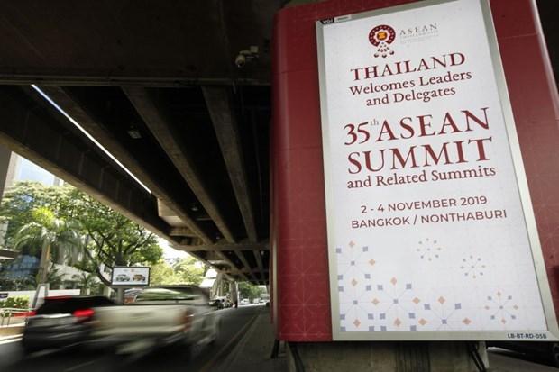 Se prepara Tailandia para Cumbre de la ASEAN hinh anh 1