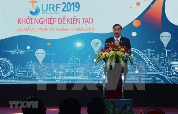 Acoge Da Nang evento de innovacion de empresas emergentes hinh anh 1