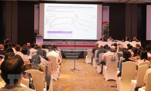 Resaltan avances de Vietnam en la hematologia y transfusion de sangre hinh anh 1