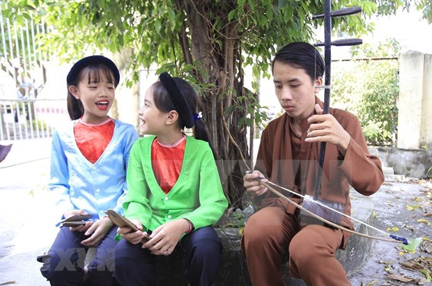 Intercambian en Vietnam experiencias para profesionalizar el desempeno artistico hinh anh 1