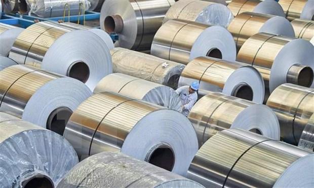 Cooperan Vietnam y EE.UU. en investigacion sobre fraude de origen de aluminio hinh anh 1