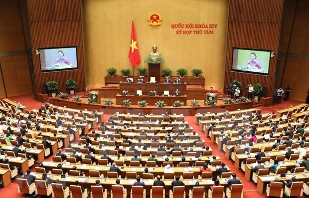 Parlamento vietnamita abordara proyecto de desarrollo de etnias minoritarias hinh anh 1