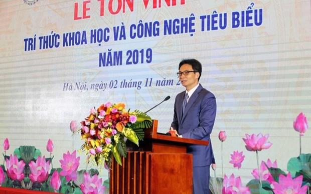 Enaltece Vietnam a intelectuales en ciencias y tecnologias hinh anh 1