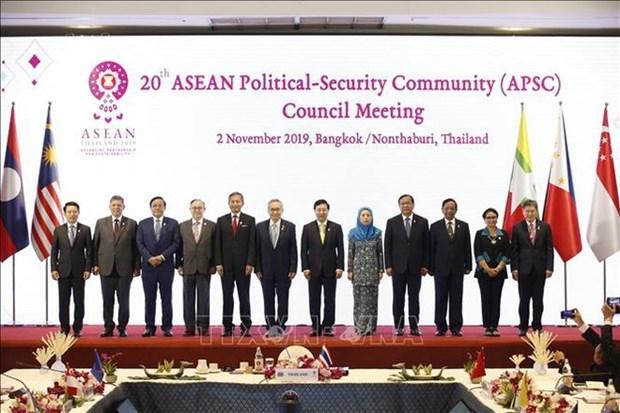 Asiste vicepremier y canciller de Vietnam a reuniones de ASEAN en Bangkok hinh anh 1
