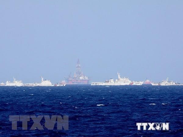 Sugieren a India priorizar tema del Mar del Este en politica exterior hinh anh 1