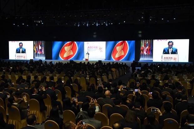 Inauguran Cumbre de Negocios e Inversiones de ASEAN hinh anh 1
