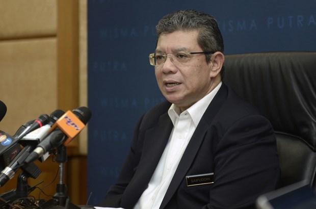 Malasia expresa su preocupacion sobre situacion en Mar del Este en Cumbre de ASEAN hinh anh 1