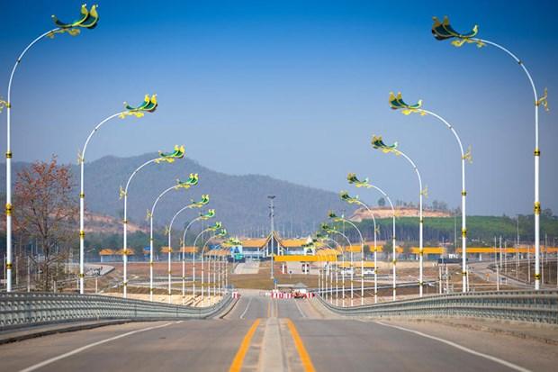 Abren al transito segundo puente de amistad entre Tailandia y Myanmar hinh anh 1