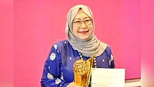 Honra ASEAN a fundadora de Asociacion malasia de Ayuda Medica hinh anh 1
